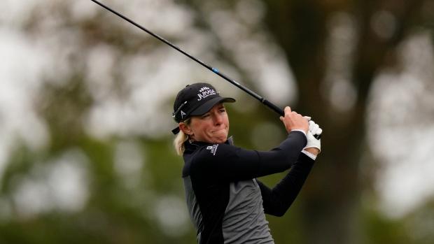 Sharp two back at Women's PGA Championship