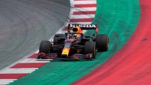 F1 leader Verstappen fastest in practice for Styrian GP