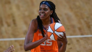 WNBA Takeaways: Thrills, spills punctuate first half of competitive 2021 season
