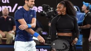 Djokovic says he spoke to Serena about players' association