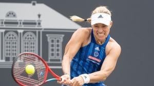 Kerber wins first title since Wimbledon 2018