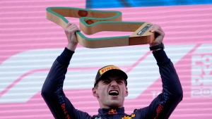 Verstappen dominates Styrian GP for his fourth win of F1 season
