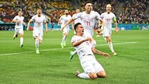 Switzerland stuns France on penalties