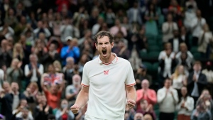 WATCH LIVE: Murray in action on Day 3 at Wimbledon