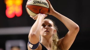 Forward Cox signs with Sparks after being waived by Fever