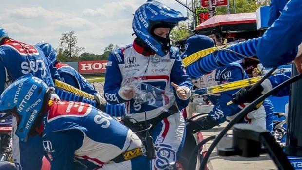 Female engineers pushing IndyCar teams to wins