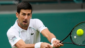 Djokovic withdrawing from National Bank Open