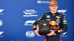 Winning at Silverstone would be strong signal by Verstappen