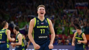 Doncic, Slovenia reach Olympic qualifier final