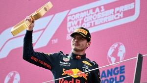 Dominant Verstappen wins Austrian GP, extends overall lead