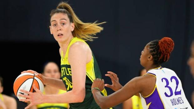 Stewart adds WNBA title pursuit to busy summer checklist