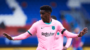 Leeds signs Firpo from Barcelona