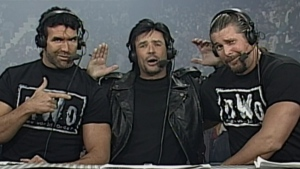 Bischoff looks back on the New World Order 25 years later