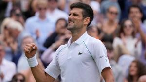 Djokovic wins, will face Shapovalov on Friday