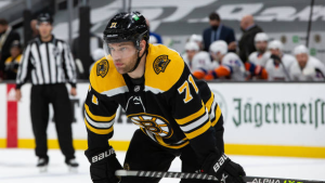 Bruins, Hall close on four-year, $24M with NTC