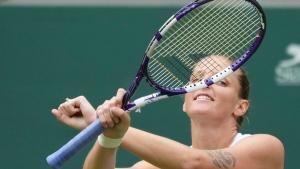 Pliskova downs Sabalenka to reach second career Grand Slam final