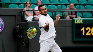Kyrgios pulls out of Olympics; cites injury, lack of crowds