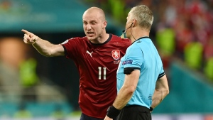 Restrained refs kept Euro 2020 games flowing