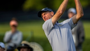 Furyk has two-shot lead over Ames in US Senior Open