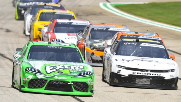 Busch completes 5-for-5 Xfinity sweep Atlanta win