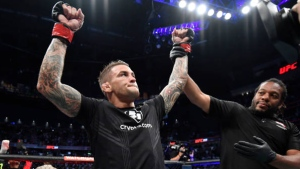 Will Poirier's next fight will be against Nate Diaz