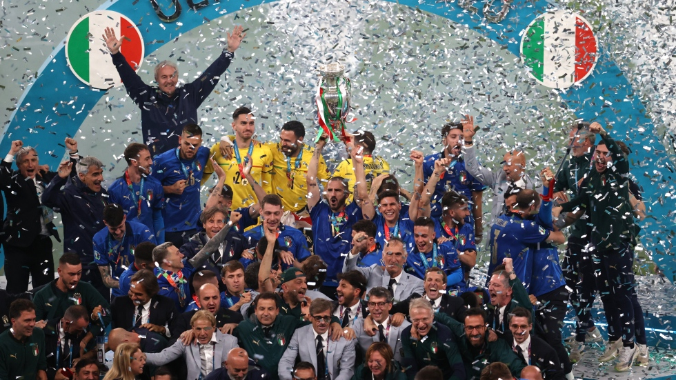 Italy defeats England on penalties to capture EURO 2020 title