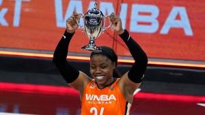 Ogunbowale, Team WNBA beat U.S. Olympic team in All-Star Game