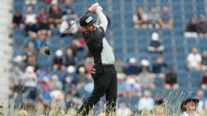 Oosthuizen on top again at the Open