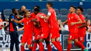 Larin on target as Canada defeats depleted Haiti at Gold Cup