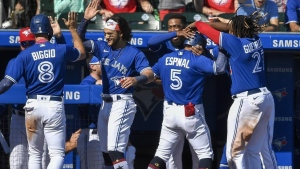 After 'a good ride,' Blue Jays close out stint in Buffalo