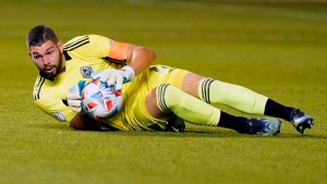 Goalkeeper Crepeau and Canada looking to beat U.S. and win Gold Cup group