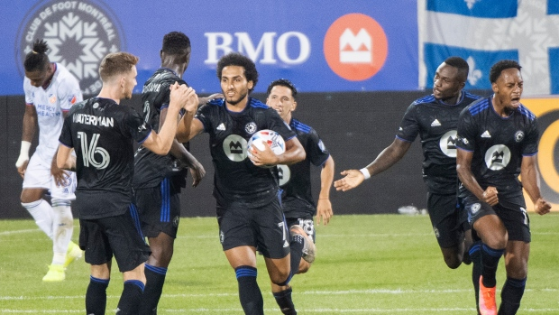 Two late goals by Hamdi gives CF Montreal wild win over FC Cincinnati