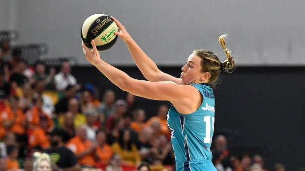 Blicavs replaces Cambage on Australian Olympic team