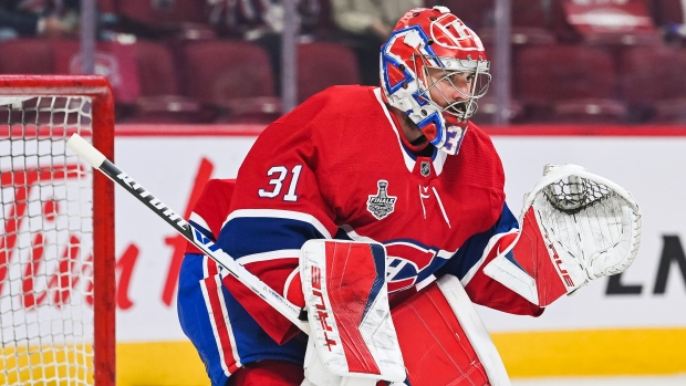 Ducharme: Price expected to ready for Game 1, Hoffman doubtful