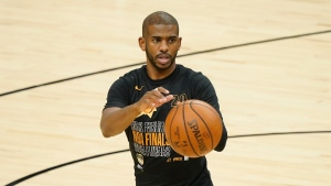 Suns' Paul not considering retirement after NBA Finals loss