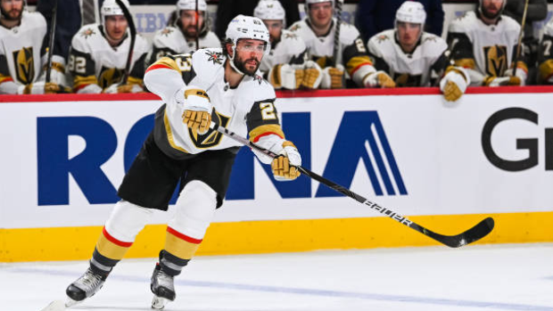 Pending UFA Martinez weighing offer from Golden Knights