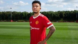 Sancho to wear No. 25 at United