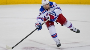 Rangers buy out defenceman Tony DeAngelo