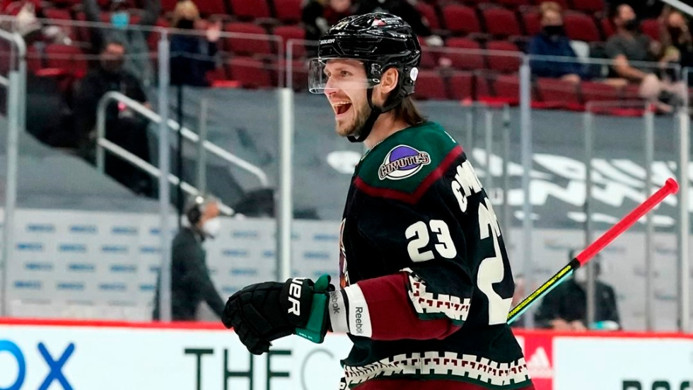 Canucks betting Ekman-Larsson rebounds on defensive side of the ice