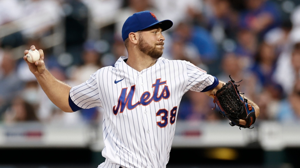 Megill gets first win, Alonso homers twice as Mets beat Blue Jays