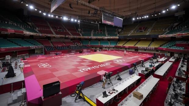 Park falls in women's taekwondo quarterfinal