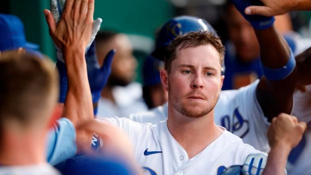 O'Hearn, Royals end Tigers' seven-game winning streak