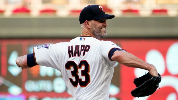 Twins rally in 8th inning, top Angels