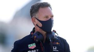 Red Bull's Horner still angry at Hamilton after British GP crash