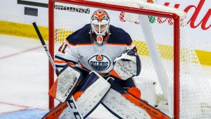 Oilers ink G Smith to two-year, $4.4M extension