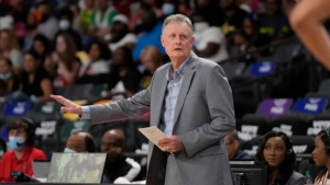 Petersen steps down as interim coach of Dream for health reasons