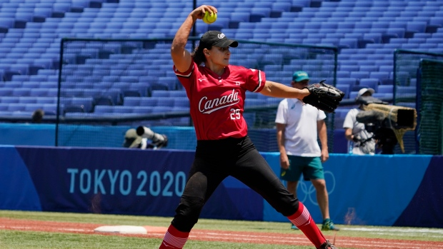 Canada falls to Japan in softball, will play for bronze