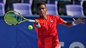 Auger-Aliassime suffers first-round upset at Tokyo Games