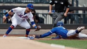 Blue Jays can't cash in on opportunities, fall to Mets