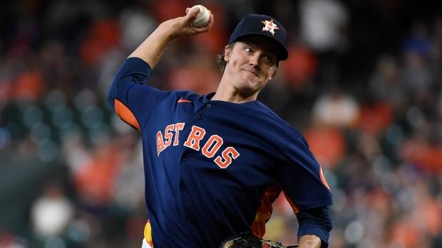 Astros hand Rangers 12th straight loss